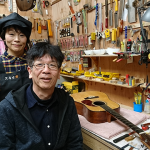 【人生の楽園】和歌山市ギター工房暗中模索カフェ夢実現
