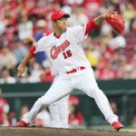 広島カープ黒田博樹投手日本シリーズを最後に引退を発表