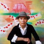 片岡鶴太郎画業25周年を奥田玄宗・小由女美術館にて開催
