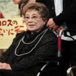 赤木春恵名女優の現在は?93歳パーキンソン病と骨折を乗り越え健在