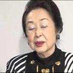 月丘夢路肺炎で死去!広島出身現存の宝塚卒業生で最高齢者だった!
